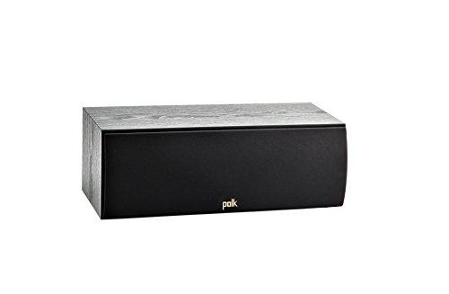 Polk Audio T30 Center Channel Speaker (Black)