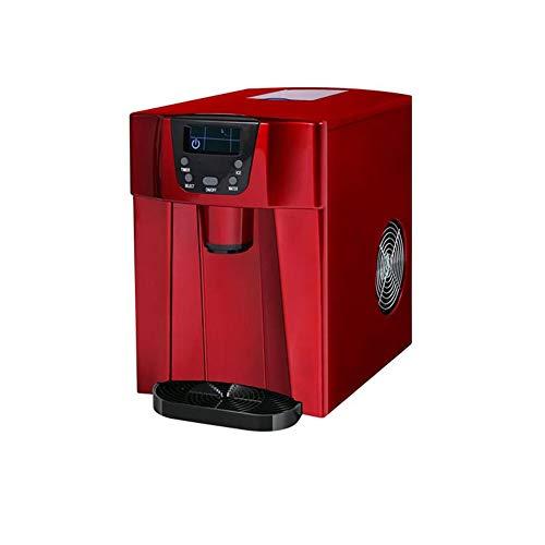 Macchina per ghiaccio per uso domestico Piccola macchina per ghiaccio automatica per acqua di...