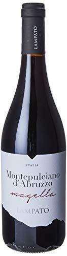 Vino Rosso Montepulciano d'Abruzzo D.O.C. 2017 Cantine'LAMPATO' Colline Pescaresi - Abruzzo - Italy - Box da 6 Bottiglie da 0,75 lt.