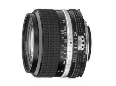 Nikon Nikkor 24 mm F 2.8 AI-S MF - Objetivo (Diámetro: 52 mm), negro