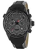 Gents Aviator F Series Chronograph World Time Watch AVW9169G155