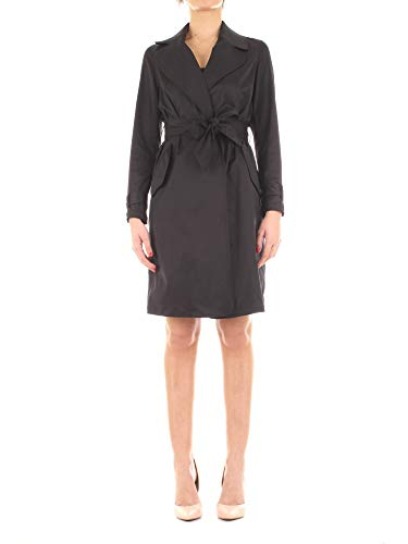 Marciano GUESS 02G358-9278Z Trench Donna Nero XS