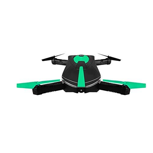 JD-18 2.4G WiFi FPV Telecamera 30W Pieghevole 6-Axis Gyro Drone Senza Sonda Nero ToGames-IT