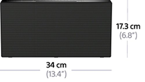 Sony CMT-X3CD Chaîne Hifi 20W Bluetooth/NFC 26