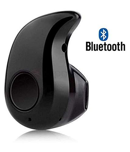 C4U Ultra-Small 4.1 Stereo Bluetooth Wireless Headset S530 Earphone - Black