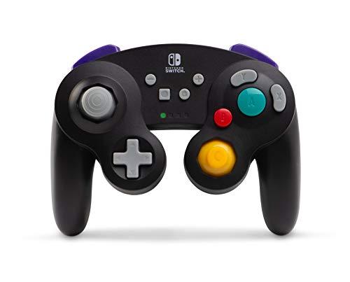 NSW Wireless Controller - GameCube Style Black