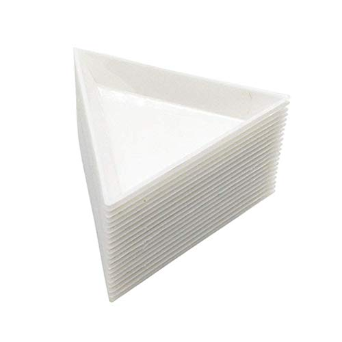 SUPVOX Porta gioielli vassoi per gioielli forma Triangolare porta collane porta orecchini Scatole...