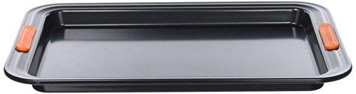 Le Creuset Teglia per Dolce Rotolo, Antiaderente, Acciaio al Carbonio, 33 cm