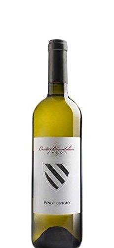 Friuli Grave D.O.C. Pinot Grigio 2015 Conte Brandolini D'adda Bianco Friuli Venezia Giulia 12,5%