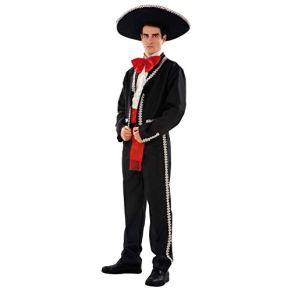 My Other Me Me-203686 Disfraz de mejicana para mujer, XL (Viving Costumes 203686)