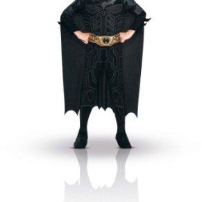 Rubies- Batman Disfraz infantil, colección The Dark Knight Rises, L (7-8 años) (Rubie's Spain 880400-L)