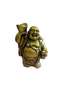 Estatuilla de buda chino de la abundancia