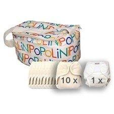 popolini-kit 10 pannolini lavabili one size soft