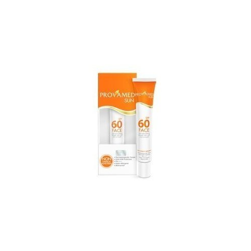2X 30 g. of Provamed Sun Face SPF60 (On Sale!!!) Non Chemical Sunscreen from Thailand
