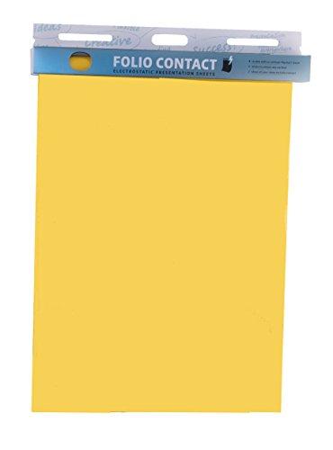 'Folio Contact 5002Ufficio di'Board Giallo