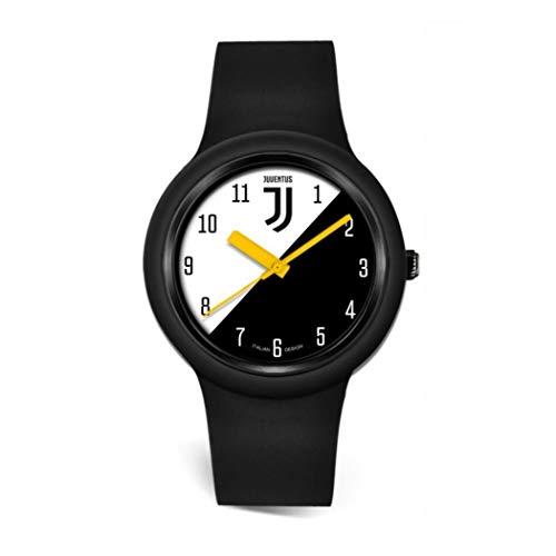 LOWELL FC Juventus Orologio da Polso New One Unisex - Colore - Nero, Misure - Uni