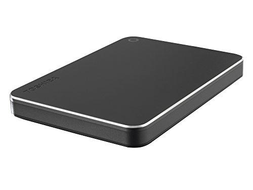 Toshiba HDTW130EBMCA Canvio Premium HDD Esterno per Mac da 3 TB, Grigio