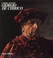 Catalogo Generale. Giorgio De Chirico. Volume Settimo. Opere dal 1908 al 1970.
