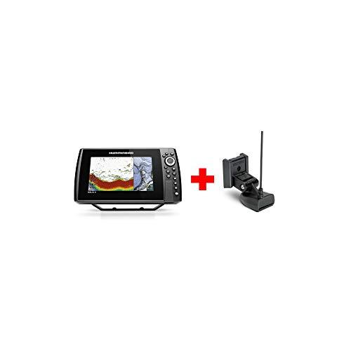 HELIX 8N G3 2D DS trasd. poppa Ecoscandaglio GPS - HUMMINBIRD