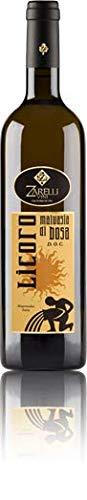 6 x 0.50 l - Licoro. Malvasia di Bosa Doc, invecchiata. Prodotta dalla Cantina Zarelli, Magomadas