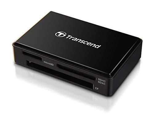 Transcend RDF8 USB 3.0 Multi Card Reader