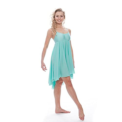 Lyrical Dance Dress: Amazon.co.uk