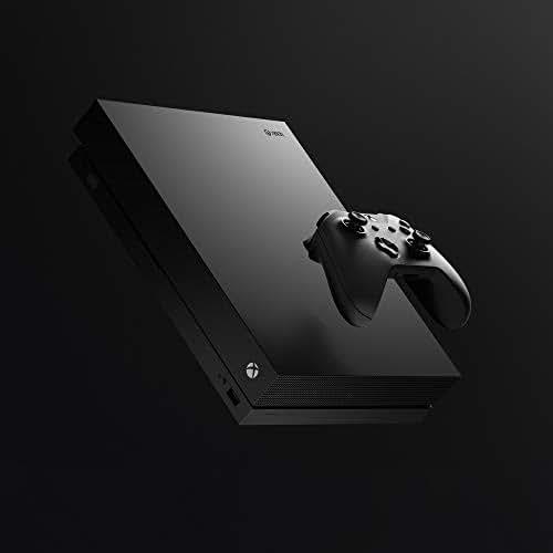 Microsoft Xbox One X 1TB Konsole, schwarz, Standard Edition