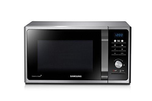 Samsung  MG23F301TCS Forno a Microonde, 800 W, Grill 1200 W, 23 l, 23 Litri, Argento