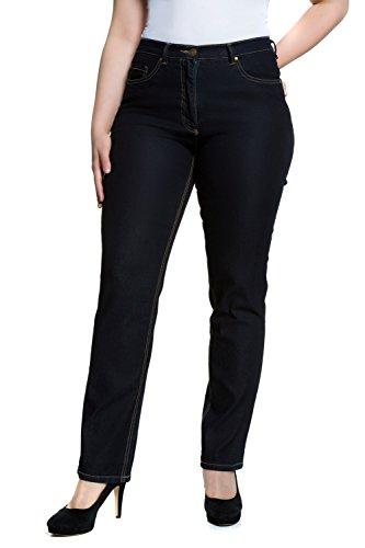 Ulla Popken Große Größen Damen Straight Jeans Regular Fit Stretch...