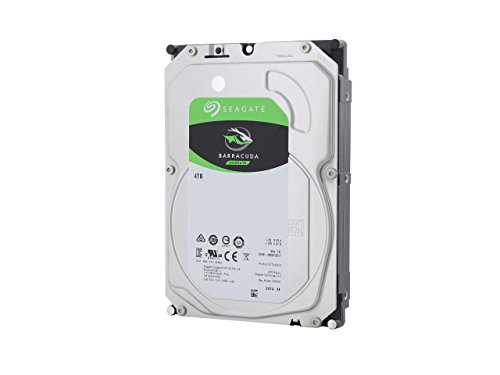 Seagate Barracuda ST4000DM004 4000GB Serial ATA III internal hard drive - internal hard drives 4000...