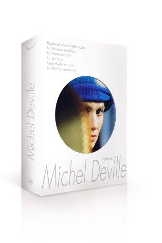 Michel Deville Volume 3 (La lectrice / Raphaël ou le débauché / La femme en bleu / La petite bande / Nuit d'été en ville / La divine poursui... 22