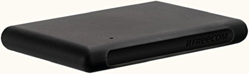 Freecom Mobile Drive Xxs 3.0 da 1TB, USB 3.0, Nero