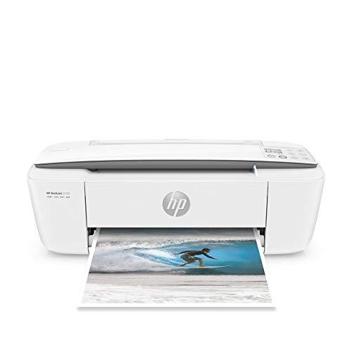 HP DeskJet 3720 Stampante Multifunzione con 3 Mesi di Prova Gratuita del Servizio Instant Ink,...
