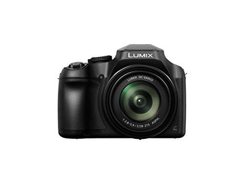 Panasonic Lumix FZ82 Fotocamera Bridge 18,1 MP 1/2.3' MOS 4896 x 3672 Pixel Nero