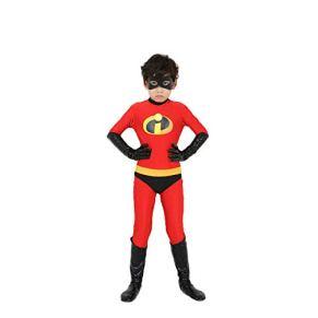 werty Kid The Incredibles Disfraces De Anime Cosplay Juego Completo De Ropa Medias Halloween Cosplay XXL