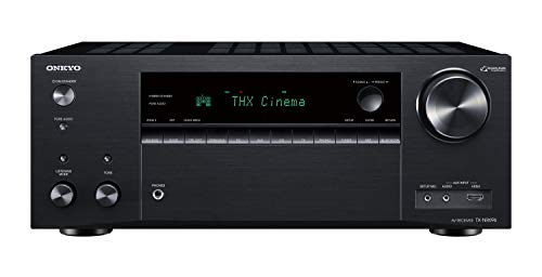 onkyo THX-NR696 175 W Dolby Atmos® and DTS:X 7.2-Channel Network A/V Receiver