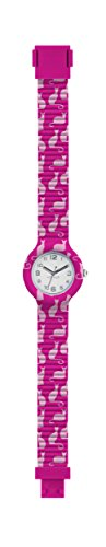 Hip Hop Watches - Orologio da Donna Hip Hop Cat HWU0798 - Collezione Animals Addicted - Cinturino in...
