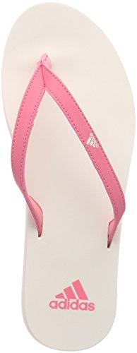 adidas Eezay Flip Flop, Scarpe da Scogli Donna, Rosa cwhite/chapnk Cg3556, 38 EU