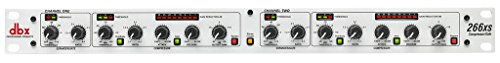 DBX 266XS Dual Compressor/Gate