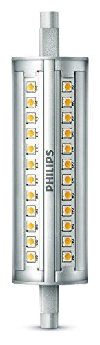 Philips 8718696713464 A++ LED Stab 14 W (ersetzt 120W), R7S, neutralweiß (3000 Kelvin), 2000 Lumen, 118mm, dimmbar