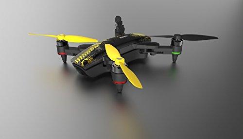 Xiro Xplorer Mini Drone, Nero/Giallo