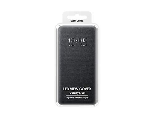 Samsung LED View Cover Noir Galaxy S 10 E 26