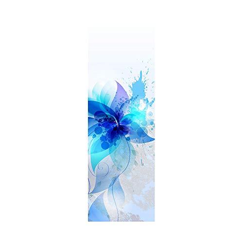 Adesivi decorativi frigorifero creativo, acquarello piccolo modello fresco, adesivi autoadesivi...