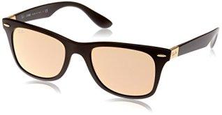 Rayban-4195-Gafas-de-Sol-para-Hombre-Matte-Black-52
