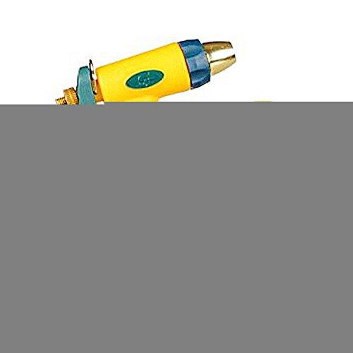 AOLVO Alta presión Arandelas Pistola Wtith ya Limpiador a presión Manguera de Alta presión 9patrón Boquilla de riego de Plantas Coche, Lavado de Mascotas baño, hormigón de Limpieza, 10M/32Ft