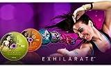 Zumba Fitness Exhilarate - Sistema de remodelación corporal (Premium, 7 DVD, versión original en alemán)