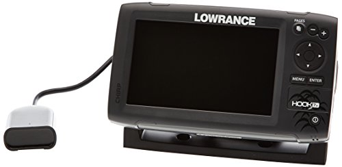 Lowrance Pesce Finder Hook 7 x Mid/High/Downs Can, 000 - 12660 - 001