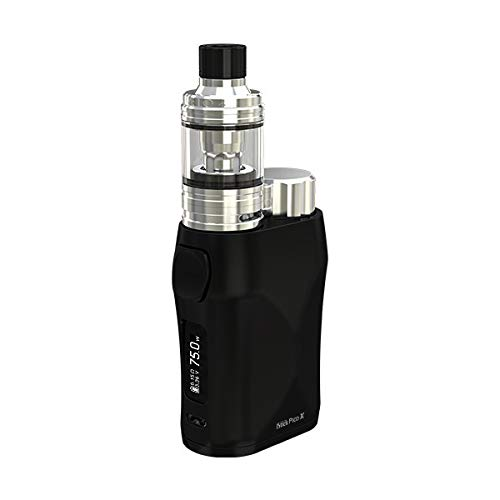 iStick Pico X 75W Starter Kit with Melo 4 Atomizer 2ml EC Mesh Coil Intelligent Wattage Recommending System 100% Authentic E-Cigarette