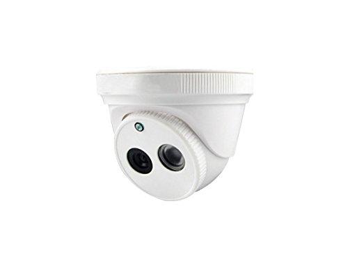 BW IR LED Array Dome CCTV-1/10,2cm CMOS, obiettivo 3.6mm, 700TVL, con IR-Cut