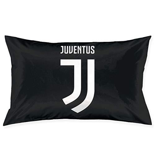 HHenry Juventus Federa per Cuscino in Cotone, 50,8 cm, Decorazione per la casa